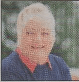 SMILES: Carol Bosworth who has been involved for decades