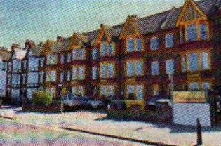 DAMNING: The Laleham Residential Home was assessed