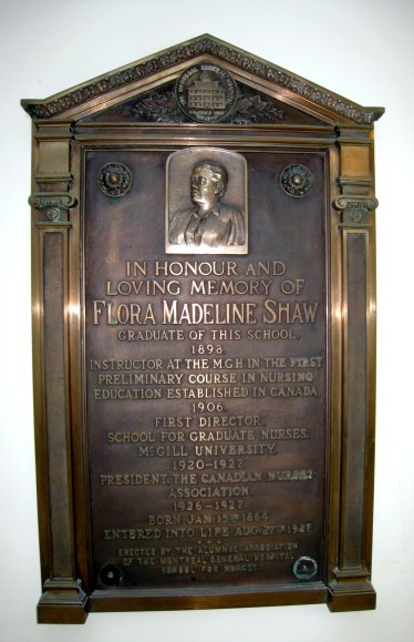 Flora Madeline Shaw
