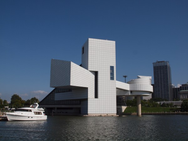Rock and Roll Hall of Fame Building