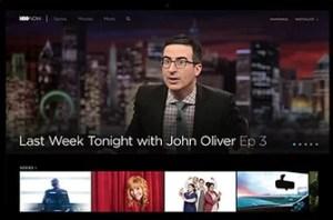 HBO on iOS
