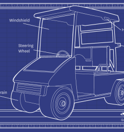 diagram of electric golf cart part [ 1200 x 675 Pixel ]