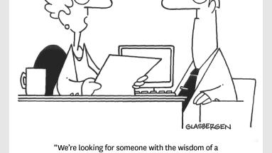 50/40/30/20-Year-Old (Cartoon)