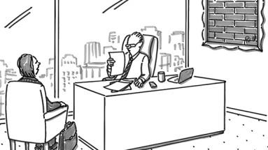 Strategic Humor: Cartoons from the September 2015 Issue