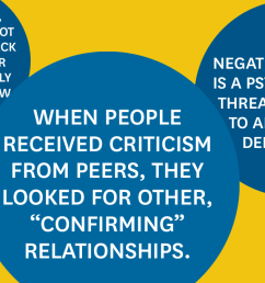negative feedback rarely leads to improvement [ 1200 x 675 Pixel ]