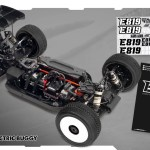 E819rs Electric Off Road Buggy Hb Racing