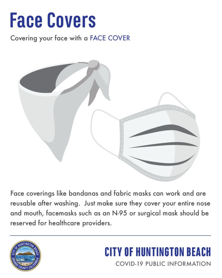 Face Covering Image
