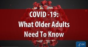 CDC What old adults need to know YouTube Link Image Cover
