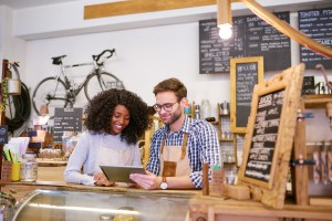 Small Business Background