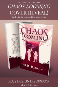 Chaos Looming Cover Release!