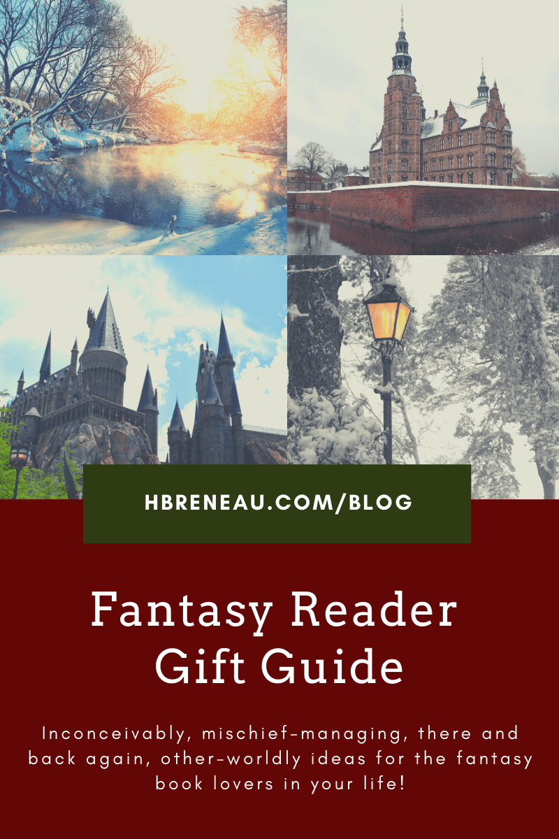 Fantasy Reader Gift Guide