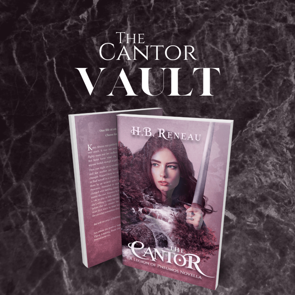 The Cantor Vault