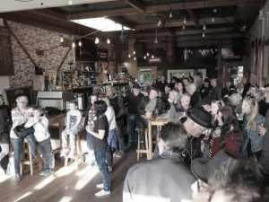 Hamilton Blues Society meeting at Diggers Bar