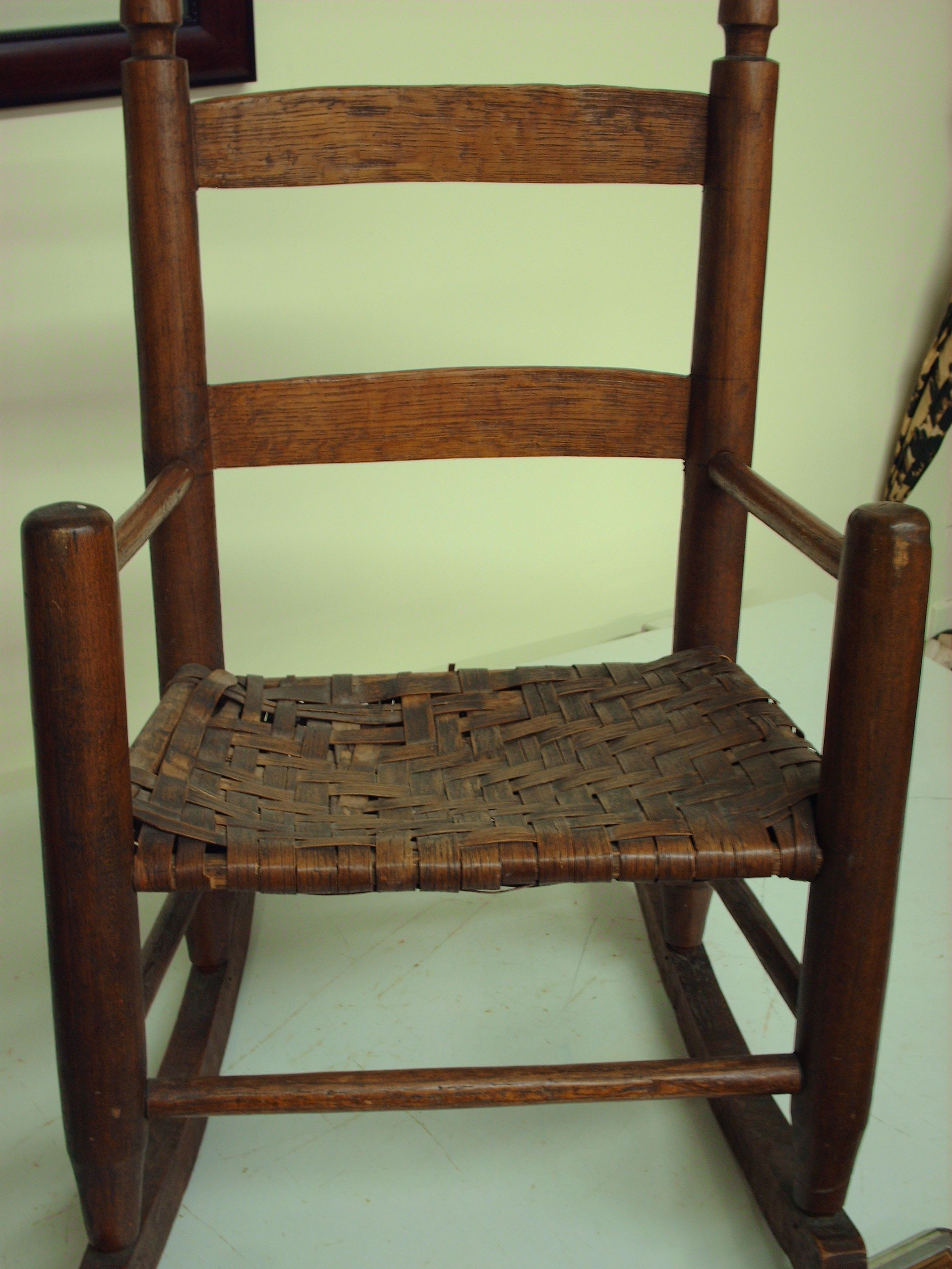 rope bottom chair sleeping in a every night mixed day of seat weaving heritage basket studio