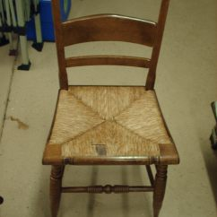 How To Rush A Chair Ikea Chairs For Kids Seat Weaving Caning Heritage Basket Studio Page 3