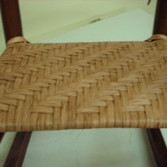 Rope Bottom Chair Steel Visitors Price Seat Weaving Caning Heritage Basket Studio And
