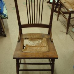How To Rush A Chair Swinging Chairs Outdoors Fiber Heritage Basket Studio