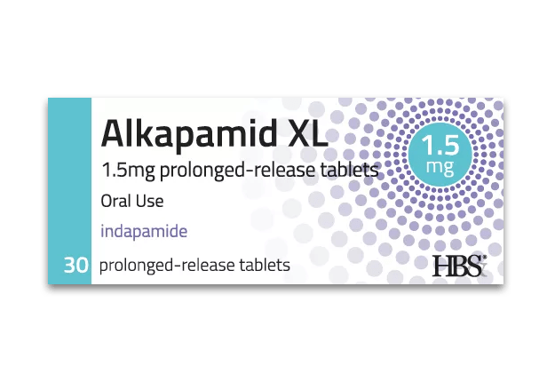 Alkapamid XL 1.5 mg prolonged-release tablets