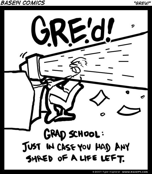 Tips for Applying to Grad School