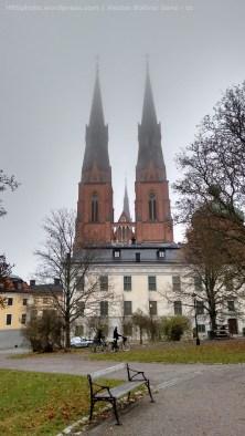 Esta catedral ha sido escenario de las coronaciones de los monarcas suecos hasta el siglo XVII.