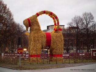 La cabra de Gävle