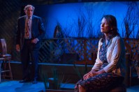 Judd Hirsch and Kathryn Danielle in Talley's Folly, a benefit for HB Studio, provider of NYC acting classes