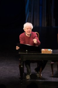 "Austin Pendleton reading ""A Life in the Theatre"" to benefit HB Studio, provider of acting classes in NYC"