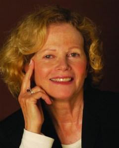 Carol Goodheart Headshot