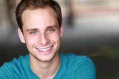 Blake Segal Headshot