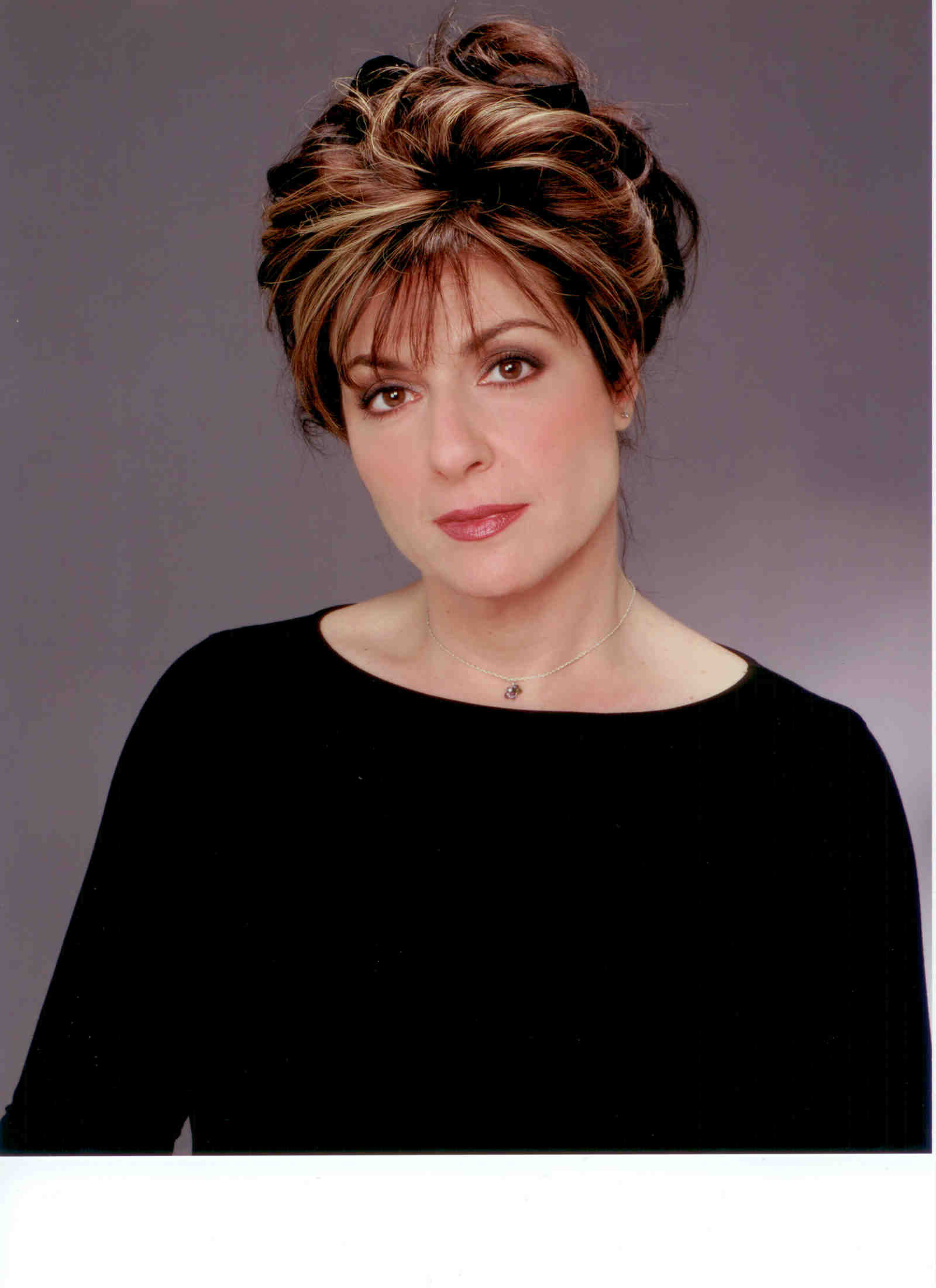 Caroline Aaron, HB Studio, NYC, Teacher of Advanced Acting for Camera