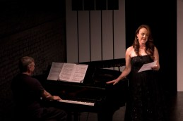 Melissa Errico performing at HB Studio, provider of NYC acting classes