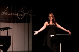 Melissa Errico at HB Studio, NYC, provider of acting classes