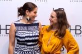 Sonia Mera and Andrea Velasco at HB Studio's Uta Hagen at 100 Gala