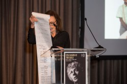 Elaine May honors Marlo Thomas at HB Studio's Uta Hagen at 100 Gala