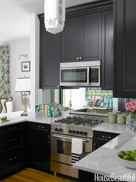 small space kitchen Small Kitchen Design Ideas - Remodeling Ideas for Small