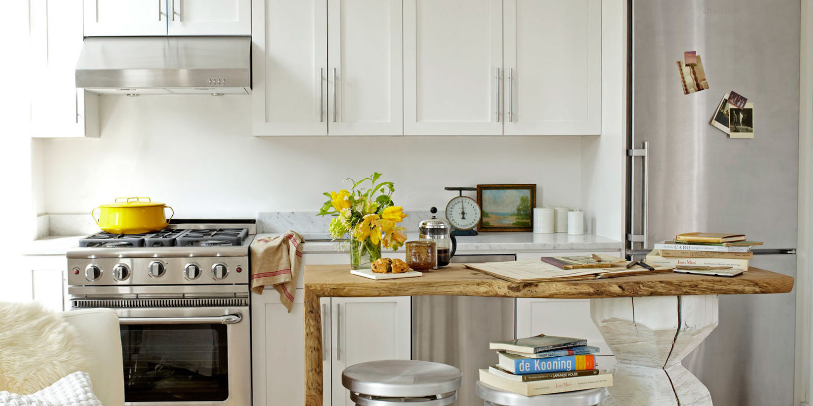 17 Best Small Kitchen Design Ideas  Decorating Solutions for Small Kitchens