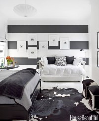 Black and White Designer Rooms - Black and White ...