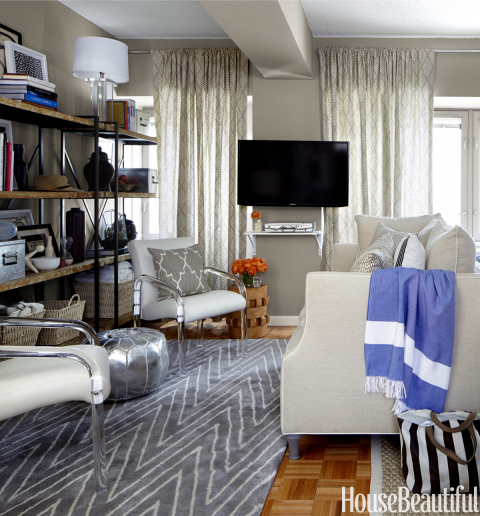 11 Small Living Room Decorating Ideas  How to Arrange a
