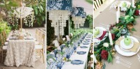 Bridal Shower Tablescape Ideas - How to Decorate for a ...