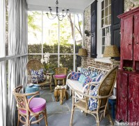 30 Best Porch Decorating Ideas - Summer Porch Design Tips