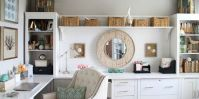 55+ Best Home Office Decorating Ideas - Design Photos of ...