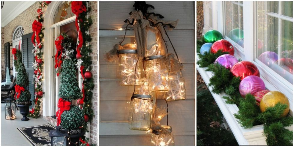 25 Best Outdoor Christmas Decorations Christmas Yard Decorating