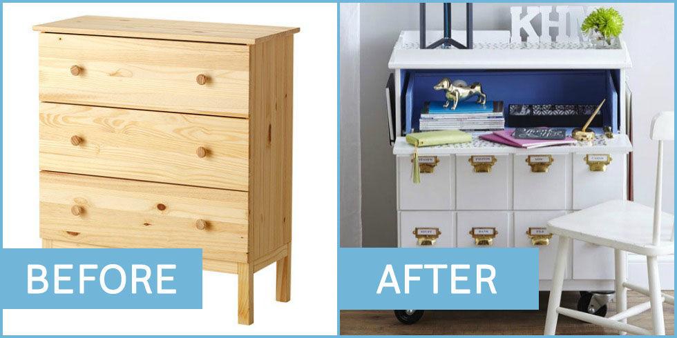 25 Best IKEA Furniture Hacks