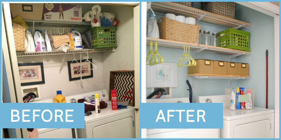 Home Organizational Tips YBH Cleaning Services