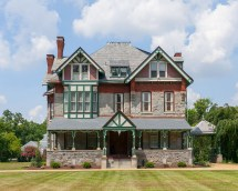 Most Beautiful Old Victorian Homes