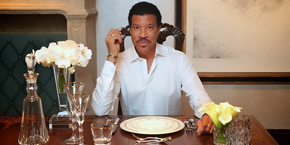 ideas for living room paint colors argos furniture lionel richie home collection - new homeware line from ...