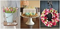 30+ Easter Decoration Ideas