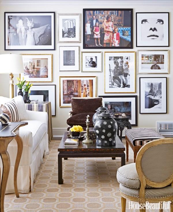 Wall Ideas - Ways Display Art