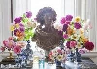 50 Easy Flower Arrangement Decoration Ideas & Pictures