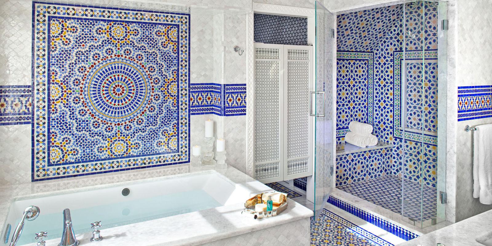 45 Bathroom Tile Design Ideas